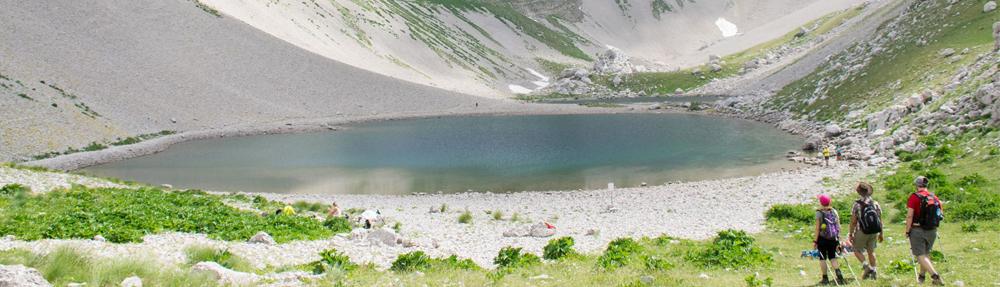 Da Castelluccio al Rifugio Ghezzi al Lago di Pilato
